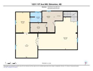 Photo 48: 12211 137 Avenue in Edmonton: Zone 01 House for sale : MLS®# E4203299