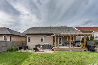 Photo 38: 1118 Paton Lane in Saskatoon: Willowgrove Residential for sale : MLS®# SK817538