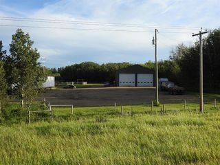 Main Photo: 12357 Highway 13 in Rural Flagstaff County: NONE Agri-Business for sale : MLS®# A1015171