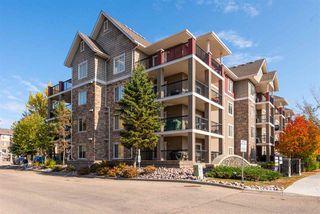 Photo 1: 140 2096 BLACKMUD CREEK Drive in Edmonton: Zone 55 Condo for sale : MLS®# E4216919