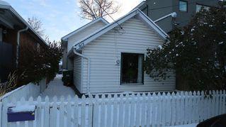 Main Photo: 615 3 Avenue NE in Calgary: Bridgeland/Riverside Detached for sale : MLS®# A1044838