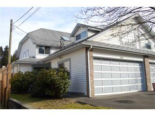 Photo 1: 1743 HIE Avenue in Coquitlam: Maillardville House 1/2 Duplex for sale : MLS®# V870879