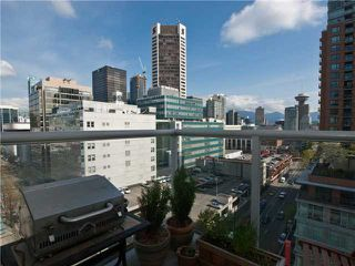 "Photo 9: 1202 480 ROBSON Street in Vancouver: Downtown VW Condo for sale in ""R&R"" (Vancouver West)  : MLS®# V886537"