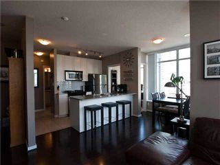 "Photo 4: 1202 480 ROBSON Street in Vancouver: Downtown VW Condo for sale in ""R&R"" (Vancouver West)  : MLS®# V886537"