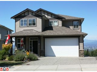 Photo 1: 3520 BASSANO Terrace in Abbotsford: Abbotsford East House for sale : MLS®# F1121322