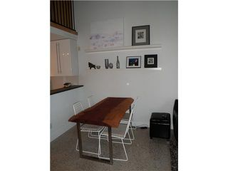 """Photo 4: 413 228 E 4TH Avenue in Vancouver: Mount Pleasant VE Condo for sale in """"WATERSHED"""" (Vancouver East)  : MLS®# V908831"""