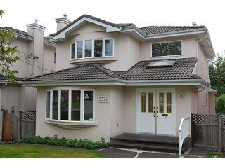Main Photo: 5536 NEVILLE Street in Burnaby: South Slope House for sale (Burnaby South)  : MLS®# V913376