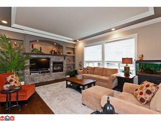 """Photo 2: 16268 25TH Avenue in SURREY: Grandview Surrey House for sale in """"MORGAN HEIGHTS"""" (South Surrey White Rock)  : MLS®# F1201859"""