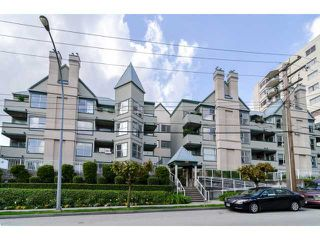 "Photo 1: 107 509 CARNARVON Street in New Westminster: Downtown NW Condo for sale in ""HILLSIDE PLACE"" : MLS®# V1063206"