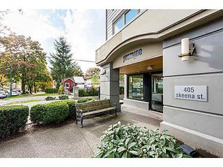 "Photo 18: 314 405 SKEENA Street in Vancouver: Renfrew VE Condo for sale in ""JASMINE"" (Vancouver East)  : MLS®# V1092991"