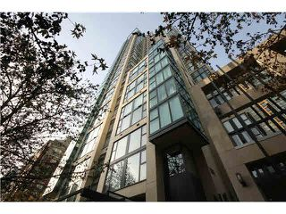 Photo 1: 1002 1155 HOMER Street in Vancouver: Yaletown Condo for sale (Vancouver West)  : MLS®# V1098241
