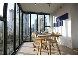 Photo 7: 1002 1155 HOMER Street in Vancouver: Yaletown Condo for sale (Vancouver West)  : MLS®# V1098241