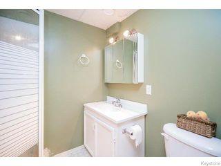 Photo 14: 2 Bellemer Drive in WINNIPEG: Fort Garry / Whyte Ridge / St Norbert Residential for sale (South Winnipeg)  : MLS®# 1518436