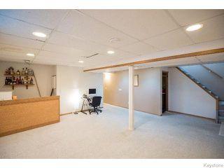 Photo 12: 2 Bellemer Drive in WINNIPEG: Fort Garry / Whyte Ridge / St Norbert Residential for sale (South Winnipeg)  : MLS®# 1518436