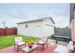 Photo 17: 2 Bellemer Drive in WINNIPEG: Fort Garry / Whyte Ridge / St Norbert Residential for sale (South Winnipeg)  : MLS®# 1518436