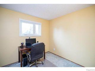 Photo 11: 2 Bellemer Drive in WINNIPEG: Fort Garry / Whyte Ridge / St Norbert Residential for sale (South Winnipeg)  : MLS®# 1518436