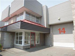 Photo 2: 14 6782 Veyaness Rd in SAANICHTON: CS Saanichton Industrial for sale (Central Saanich)  : MLS®# 706927