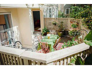 Photo 8: 118 1230 HARO Street in Vancouver: West End VW Condo for sale (Vancouver West)  : MLS®# V1137298