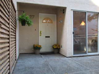 """Photo 2: 27 7311 MINORU Boulevard in Richmond: Brighouse South Townhouse for sale in """"PARC REGENT"""" : MLS®# R2000662"""