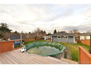 Photo 19: 821 Tulip Ave in VICTORIA: SW Marigold House for sale (Saanich West)  : MLS®# 721237