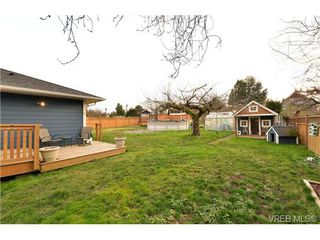 Photo 3: 821 Tulip Ave in VICTORIA: SW Marigold House for sale (Saanich West)  : MLS®# 721237