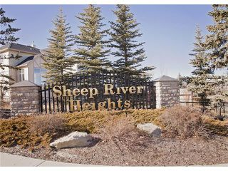 Photo 28: 1 SHEEP RIVER Heights: Okotoks House for sale : MLS®# C4051058