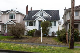 Photo 1: 7836 HUDSON Street in Vancouver: Marpole House for sale (Vancouver West)  : MLS®# R2046181