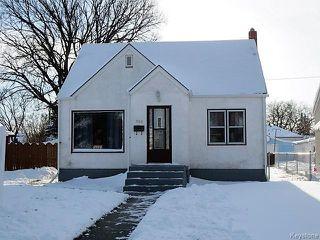 Photo 1: 304 Rupertsland Avenue in Winnipeg: West Kildonan Residential for sale (4D)  : MLS®# 1630491