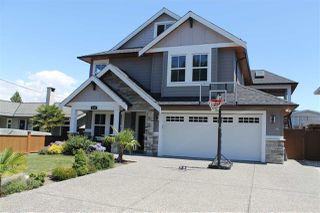 Photo 1: 4890 55B Street in Delta: Hawthorne House for sale (Ladner)  : MLS®# R2141494