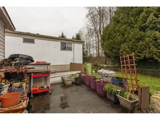 "Photo 20: 287 201 CAYER Street in Coquitlam: Maillardville Manufactured Home for sale in ""WILDWOOD MANUFACTURED HOME PARK"" : MLS®# R2147510"