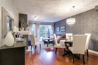 "Photo 3: 19 1561 BOOTH Avenue in Coquitlam: Maillardville Townhouse for sale in ""THE COURCELLES"" : MLS®# R2147892"