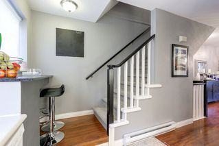 "Photo 12: 19 1561 BOOTH Avenue in Coquitlam: Maillardville Townhouse for sale in ""THE COURCELLES"" : MLS®# R2147892"
