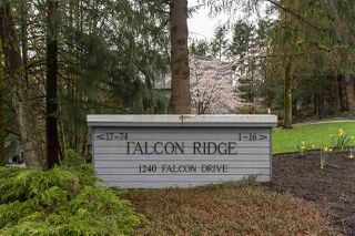"Photo 19: 23 1240 FALCON Drive in Coquitlam: Upper Eagle Ridge Townhouse for sale in ""FALCON RIDGE"" : MLS®# R2155544"