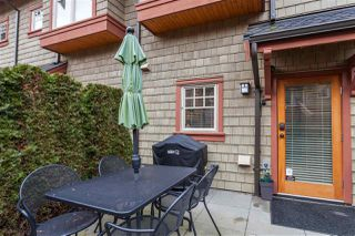 """Photo 20: 5938 OAK Street in Vancouver: Oakridge VW Townhouse for sale in """"MONTGOMERY TOWNHOMES"""" (Vancouver West)  : MLS®# R2162666"""