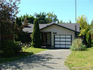Photo 1: 733 Miller Avenue in VICTORIA: SW Royal Oak Single Family Detached for sale (Saanich West)  : MLS®# 378579