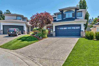 Photo 1: 1662 MCHUGH Close in Port Coquitlam: Citadel PQ House for sale : MLS®# R2186889