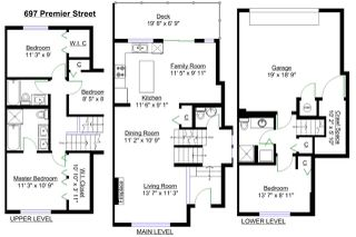"""Photo 20: 697 PREMIER Street in North Vancouver: Lynnmour Townhouse for sale in """"Wedgewood by Polygon"""" : MLS®# R2192658"""