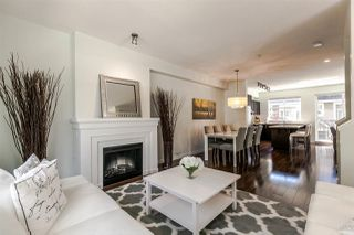 "Photo 4: 697 PREMIER Street in North Vancouver: Lynnmour Townhouse for sale in ""Wedgewood by Polygon"" : MLS®# R2192658"