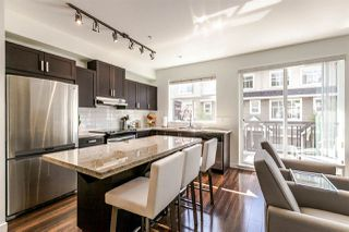 "Photo 8: 697 PREMIER Street in North Vancouver: Lynnmour Townhouse for sale in ""Wedgewood by Polygon"" : MLS®# R2192658"
