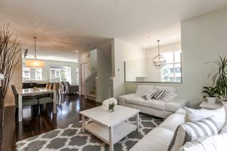 "Photo 1: 697 PREMIER Street in North Vancouver: Lynnmour Townhouse for sale in ""Wedgewood by Polygon"" : MLS®# R2192658"