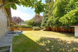 Photo 17: 1255 ELLIS DRIVE in Port Coquitlam: Birchland Manor House for sale : MLS®# R2189335