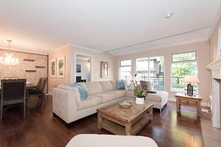 Photo 3: 1188 STRATHAVEN Drive in North Vancouver: Northlands Townhouse for sale : MLS®# R2215191
