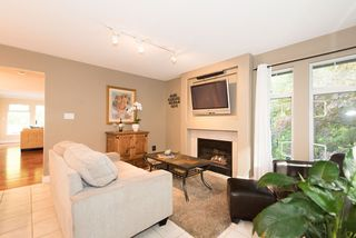 Photo 5: 1188 STRATHAVEN Drive in North Vancouver: Northlands Townhouse for sale : MLS®# R2215191
