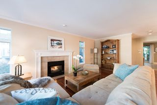 Photo 2: 1188 STRATHAVEN Drive in North Vancouver: Northlands Townhouse for sale : MLS®# R2215191