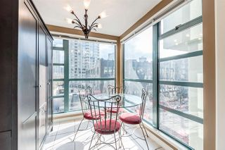 "Photo 9: 406 939 HOMER Street in Vancouver: Yaletown Condo for sale in ""PINNACLE"" (Vancouver West)  : MLS®# R2238757"