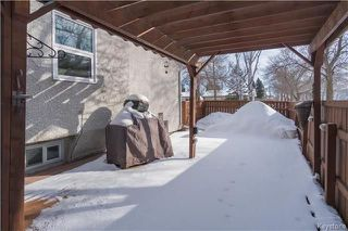 Photo 19: 2 Paulley Drive in Winnipeg: East Transcona Residential for sale (3M)  : MLS®# 1804094