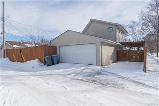 Photo 20: 2 Paulley Drive in Winnipeg: East Transcona Residential for sale (3M)  : MLS®# 1804094