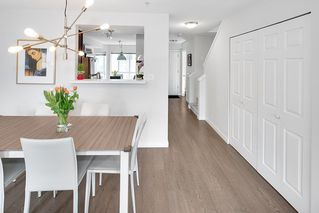 """Photo 5: 209 2545 W BROADWAY in Vancouver: Kitsilano Townhouse for sale in """"TRAFALGAR MEWS"""" (Vancouver West)  : MLS®# R2250630"""