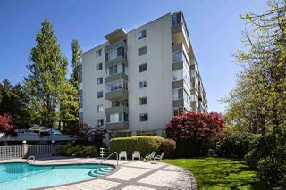 Photo 1: 303 1425 ESQUIMALT Avenue in West Vancouver: Ambleside Condo for sale : MLS®# R2265754