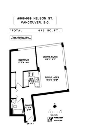 "Photo 14: 808 989 NELSON Street in Vancouver: Downtown VW Condo for sale in ""ELECTRA"" (Vancouver West)  : MLS®# R2292139"